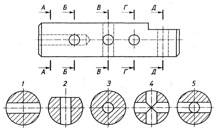 Схема крестом на рубильниках